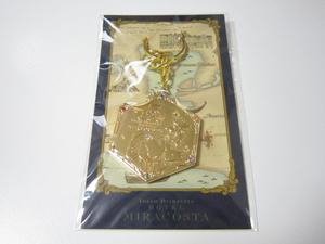 東京ディズニーシー 15周年 ホテルミラコスタ キーホルダー キーリング 非売品