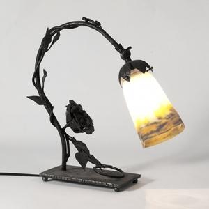 アールデコ期 ≪フレンチアンティーク≫ ミューラー 作家 テーブルランプ 照明器具 VP123