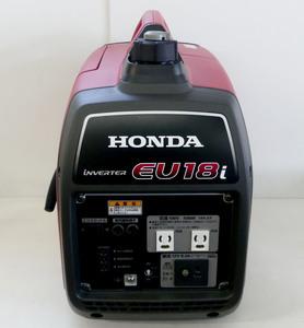 ☆美品!HONDA ホンダ インバーター発電機/ポータブル発電機【EU18i】☆