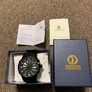 新品未使用品 BIDEN メンズ腕時計