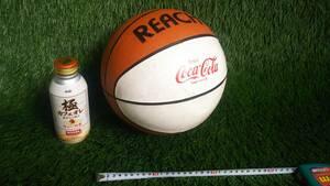 バスケットボール コカ・コーラ レトロ