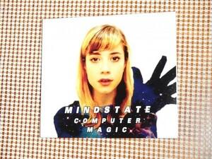 Computer Magic コンピューター マジック Mindstate マインドステイト/ レクサス CM曲 Running 収録 Stereolab 的雰囲気もあるLA宅録女子