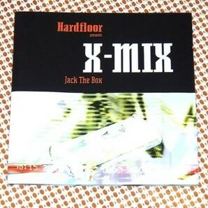 廃盤 Hardfloor ハードフロア X-Mix Jack The Box / !K7 IK7 / アシッド ハウス 先駆者 強烈MIX/ Phuture fast eddie Adonis Sleezy D 等