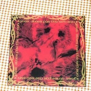 廃盤 US初出CD Kyuss カイアス Blues For The Red Sun / DALI / Josh Homme ( Queens Of The Stone Age ) John Garcia Brant Bjork 在籍