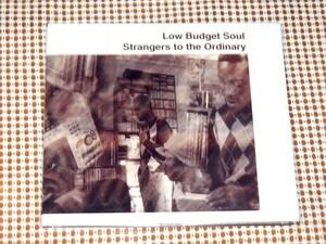 廃盤 Low Budget Soul ロウ バジェット ソウル Strangers To The Ordinary / Simon S ( Break Reform ) UK ジャジー 電子 ソウル 良作