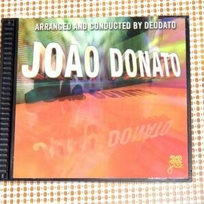 廃盤 Joao Donato Arranged and Conducted by Deodato ジョアン ドナート / 32 Jazz / ブラジル 鬼才 レアグルーヴ 名作/ DonatoDeodato