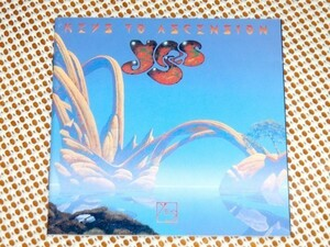 廃盤 2CD Yes イエス Keys To Ascension / CMC / Steve Howe Rick Wakeman Jon Anderson Alan White Chris Squire 在籍時 LIVE + STUDIO