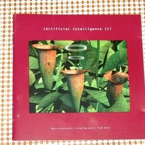 レア 廃盤 Artificial Intelligence 2 / WARP RECORDS コンピ名作 / Link Autechre Beaumont Hannant Richard H Kirk ( Cabaret Voltaire)