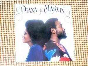 廃盤 Diana Ross & Marvin Gaye ダイアナ ロス マーヴィン ゲイ/Tamla Motown / You Are Everything ( Stylistics カバー) My Mistake 収録