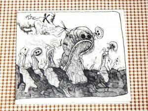 廃盤 The K. ケー My Flesh Reveals Millions Of Souls /JauneOrange/ベルギー NOISE PUNK 良作/ Wyatt E. Onmens Kapitan Korsakov 関連