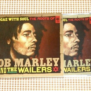 2CD Reggae With Soul Roots Of Bob Marley & The Wailers ボブ マーリー / Lee Perry や Leslie Kong 等と制作した珠玉の初期 45曲 BEST