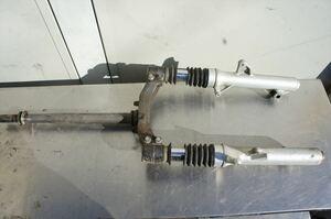 マジェスティ125 FI フロントフォーク