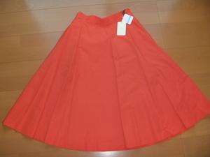 定価14000円ストロベリーフィールズ赤スカート新品