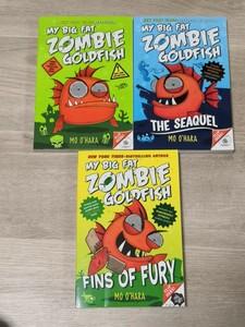 My big fat zombie goldfish チャプターブック3冊セット