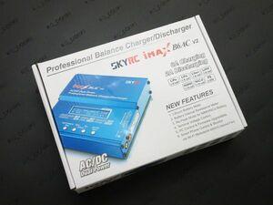 SKYRC iMAX B6 V2 バランス充電器 SKYRC iMAX B6AC V2 SK100008 最大充電パワー50W