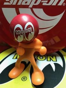 MOONEYES アンテナボール 検索用→ムーンアイズ アンテナトッパー ユノカル76 レッド