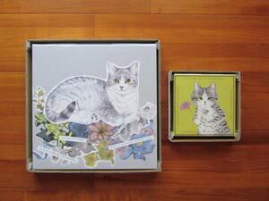 アフタヌーンティー Cat's Nap Time コラボ 数量 限定 未使用 アート ボード インテリア ISSUE サバ美 Cat ネコ 猫