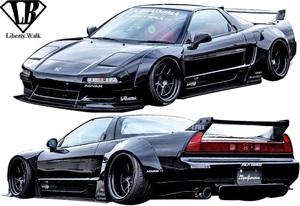 【M's】ホンダ NSX NA1 (1990y-1997y) LB-WORKS ワイドボディ エアロキット 5点//Liberty Walk エアロ リバティーウォーク LBワークス