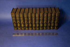 ロバート ブラウニング全集 Works of Robert Browning 全12冊【洋書】※値下げ交渉つけました