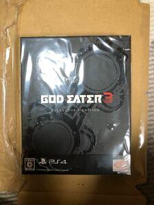 GOD EATER 3 初回限定生産版 PS4