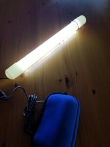 災害グッズ LEDパイプ アウトドア