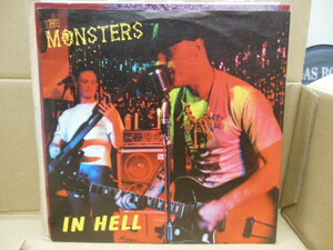 THE MONSTERS / IN HELL 7 The Rip Offs DEVIL DOGS TEENGENERATE