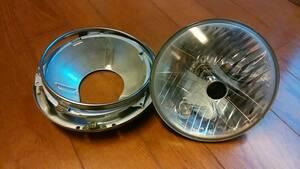 ハーレー純正部品 ツーリングモデル ヘッドライト