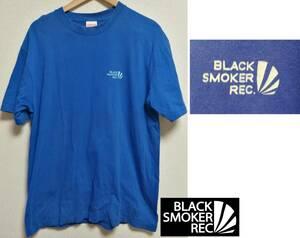 BLACK SMOKER TシャツXL KILLER BONG /blue herb TIGHTBOOTH TBPR OLIVE OIL OILWORKS BUDDHA BRAND SEXORCIST ECD5lack舐達麻Back Channel