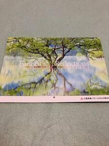 ★2021年ではありません 2020年 令和2年 三菱商事 パワーシステムズ 壁掛け カレンダー Fantastic Reflections 四季 写真 風景 富士山