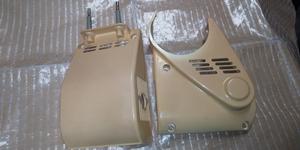 MM025 BROTHER ブラザーミシン 部品 パーツ 本体カバー モーターカバー ベルトカバー