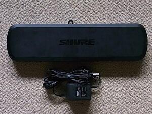 正規品 本物保証 SHURE シュアー デュアルチャンネル受信機 PG88 中古