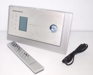 【W1654】 marantz/マランツ パーソナルCDシステム  CR101 2006年製 ジャンク