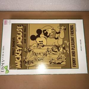 超レア ミッキーマウス ディズニーキャラクター 1000ピース テンヨー D-1000-855 ジグソーパズル
