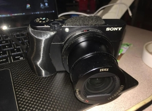SONY RX100 MARK I用 WX500用 グリップ