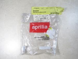 アプリリア RS125(06-10)デロルトキャブ バルブ!新品未使用品!AP854544♪