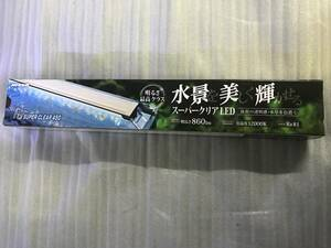 PURE☆激安即決 ニッソー PGスーパークリアー450 LEDライト 明るさ最高クラス 水草水槽にも