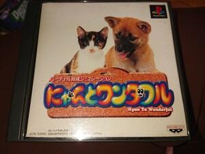 にゃんとワンダフル プレイステーション PlayStation