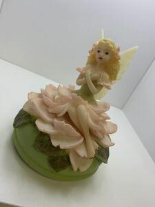 p279 オルゴール 若月まりこ 妖精 ドール ショパン ノクターン