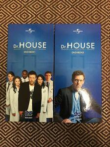 Dr.HOUSE ドクター・ハウス シーズン1 DVD