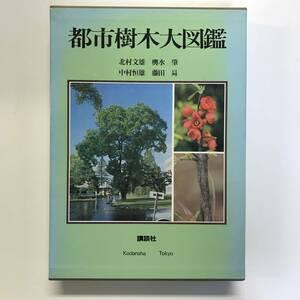 都市樹木大図鑑 講談社 1982年 t01665_nb5