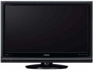 【美品】 Wooo L32-WP03 32インチ HITACHI 日立 32型液晶 カラーテレビ リモコン付 HDD内蔵