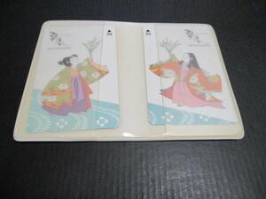 Telephone card unused 2 sheets 1 set