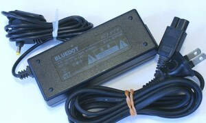 << free shipping >> immediate payment AC adaptor ADPV08 DC9V/2.2A operation OK