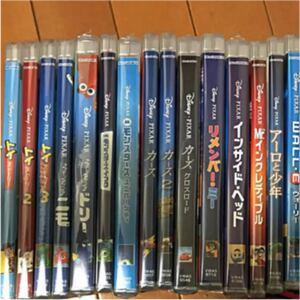 ディズニー映画 DVD+Blu-ray 15点セット Disney