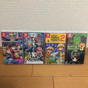 ニンテンドースイッチ 4点セット Nintendo Switch