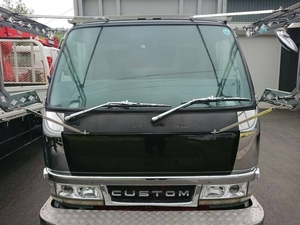 Fuso NEW Canter front screen height 30. Grace Moke high performance height performance goods