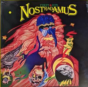 First Aid - Nostradamus 限定イエロー・カラー・アナログ・レコード