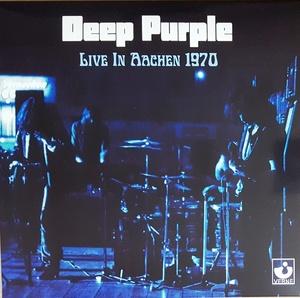 Deep Purple Live In Aachen 1970 限定アナログ・レコード