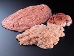 屠場から新鮮!! 北海道産豚 白モツ 小セット まるごと「ホルモン」モツセット 豚白モツ 内臓セット 北海道 ホルモン 10kg迄送料同額 同梱可