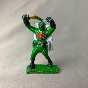 K283 Himitsu Sentai Goranger mido Ranger мак Chogokin retro подлинная вещь игрушка камень лес Pro